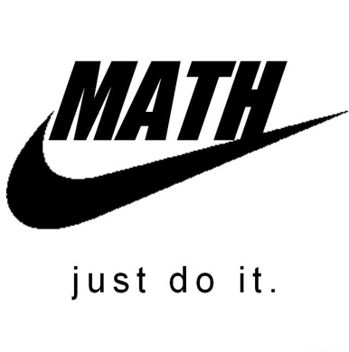 As an athlete, I persevered through hard work to be the best I could be.  The same goes for how we learn math!