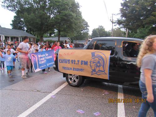 Homecoming Parade 2