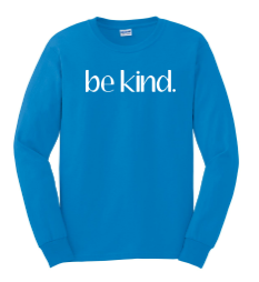 Apparel Available for Second Annual Kindness Campaign